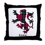 Lion - Kerr Throw Pillow