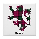 Lion - Kerr Tile Coaster