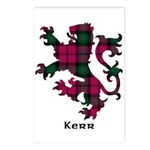 Lion - Kerr Postcards (Package of 8)