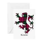 Lion - Kerr Greeting Cards (Pk of 10)