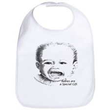 Babies are a Special Gift Bib