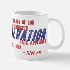 Titus 2:11 Mug