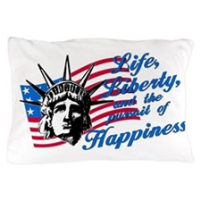 Pursuit of Happiness Pillow Case