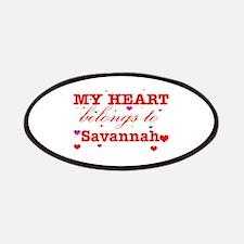 I love Savannah Patches