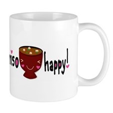 Miso Happy! Mug Mugs
