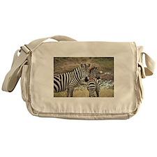 Z-zebras Messenger Bag