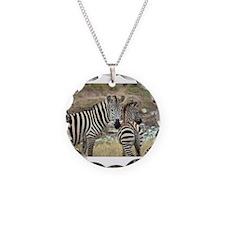 Z-zebras Necklace