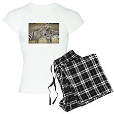 Z-zebras Pajamas