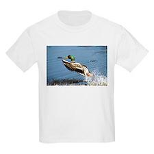 Mallard Moving On T-Shirt