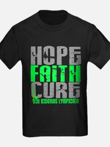 Hope Faith Cure NH Lymphoma T