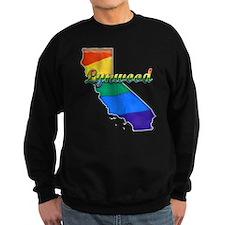 Lynwood, California. Gay Pride Sweatshirt