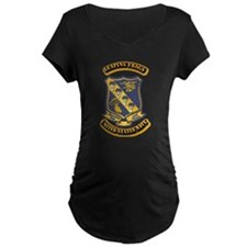 US - NAVY - Leaping Frogs T-Shirt