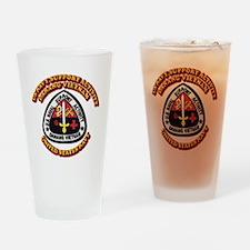 US - NAVY - USNSA - Danang Vietnam Drinking Glass