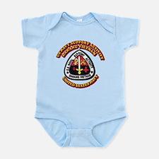 US - NAVY - USNSA - Danang Vietnam Infant Bodysuit