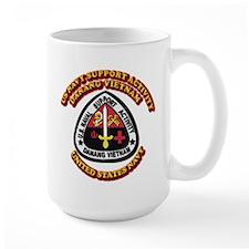 US - NAVY - USNSA - Danang Vietnam Mug