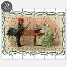 Musical Chickens Puzzle