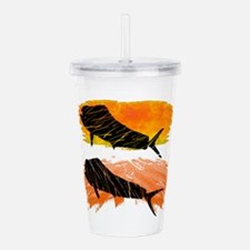 SUNSETTERS Acrylic Double-wall Tumbler