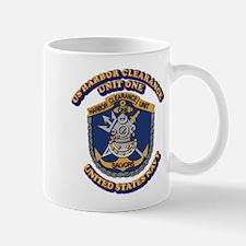 US - NAVY - Harbor Clearance Unit One Mug