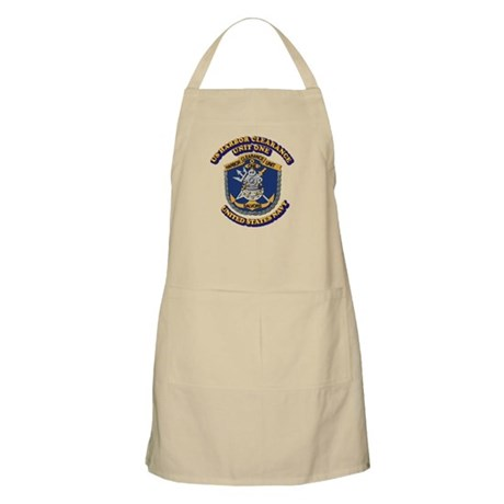 US - NAVY - Harbor Clearance Unit One Apron