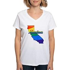 Marina, California. Gay Pride Shirt