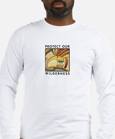 Protect Our Wilderness Long Sleeve T-Shirt