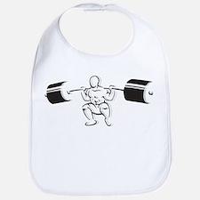 Powerlifting Squat Bib
