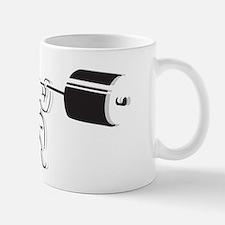 Powerlifting Squat Small Small Mug