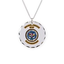 US - NAVY - USS John F Kennedy - CV-67 Necklace