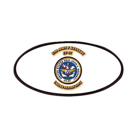 US - NAVY - USS John F Kennedy - CV-67 Patches