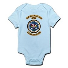 US - NAVY - USS John F Kennedy - CV-67 Infant Body