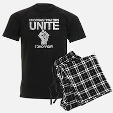 Procrastinators Unite! Pajamas