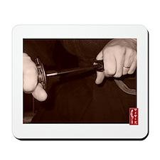 Iaido 2 Mousepad