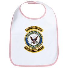 US - NAVY - Naval Reserve Bib