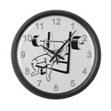 Exercise Wall Clocks
