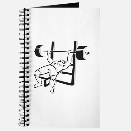 Powerlifting Bench Press Journal
