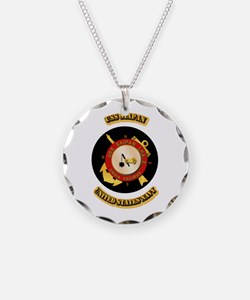 US - NAVY - USS Siapan Necklace