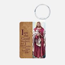 The Good Shepherd Keychains