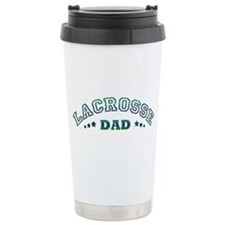 Lacrosse Dad Travel Mug