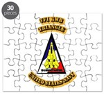 US - NAVY - VF-1 - RWB - Triangle Puzzle