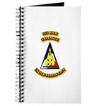 US - NAVY - VF-1 - RWB - Triangle Journal