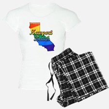 Newport Beach, California. Gay Pride Pajamas