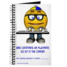Bad Command 2 Journal