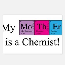 My Mother is a Chemist Postcards (Package of 8)