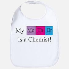 My Mother is a Chemist Bib