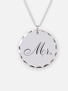 Mr. Mister Necklace