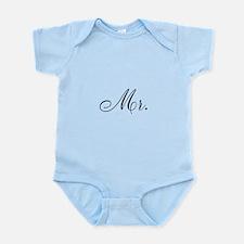 Mr. Mister Infant Bodysuit
