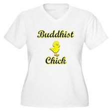 Buddhist Chick T-Shirt