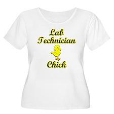 Lab Technician Chick T-Shirt