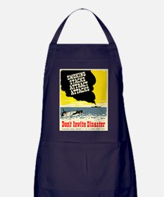 Stacks Attract Attacks WPA Poster Apron (dark)