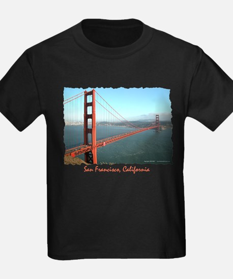 Golden Gate Bridge San Francisco California T-Shir